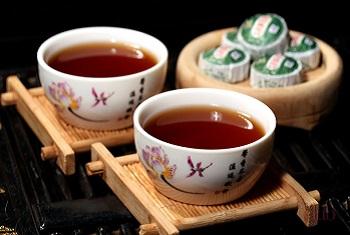 Китайский чай пуэр - польза и вред напитка для организма человека