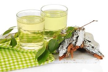 Применение березового сока в кулинарии - интересные рецепты