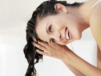 Унаби в качестве ополаскивателя для волос