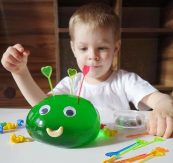 Агар-агар для детей