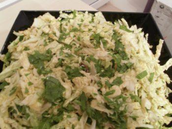 Рецепт савойской капусты с яйцом