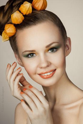 Применение полезных свойств физалиса в косметологии