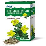 Чем полезен курильский чай, полезные свойства напитка для организма