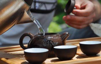 Как заваривать чай ройбуш?