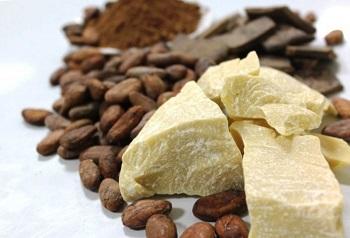 Полезные свойства масла какао бобов для организма человека