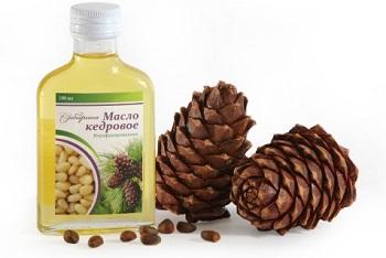 Состав и полезные свойства кедрового масла - основные моменты