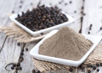 Черный перец: польза и вред для аллергиков