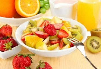 Меню на каждый день для фруктовой диеты для похудения