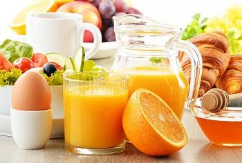 Варианты меню для апельсиновой диеты на каждый день