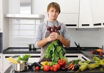 Что можно включить в рацион питания для повышения уровня тестостерона у мужчин