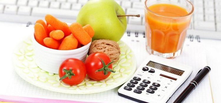 Питание на 1500 калорий в день - примерное меню