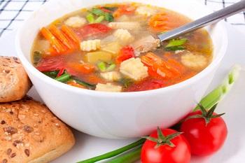 Преимущества и действие на организм диеты на жиросжигающем супе