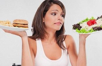 Противопоказания при соблюдении диеты на 1300 Ккал в день