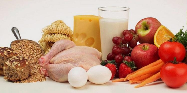 Список разрешенных продуктов для диеты при себорейном дерматите