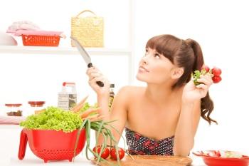 Диета на 1000 калорий в день помогает выводить шлаки и насыщает организм витаминами