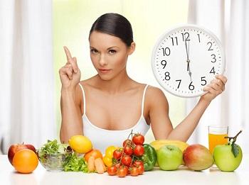 Основные принципы пятиразового питания и правила составления рациона