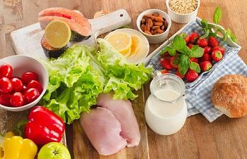 Примерное меню для 5-разового питания при похудении