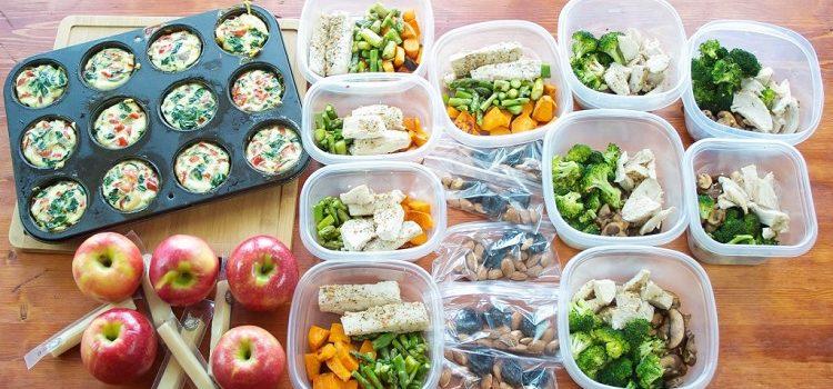 Пятиразовое питание для похудения - примерное мню на неделю