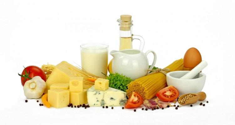 Список разрешенных продуктов для диеты при кандидозе кишечника, желудка