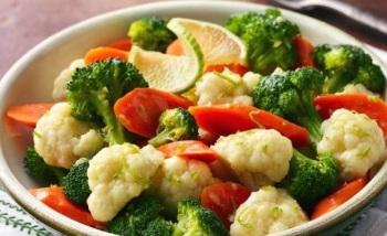 На диете при ротавирусе овощи желательно отваривать