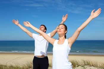 Основные принципы диеты доктора Ласкина - дыхательная гимнастика
