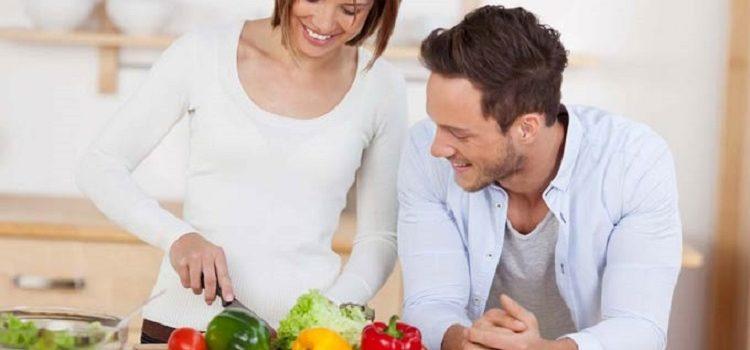 Какие продукты нужно употреблять женщине перед эко