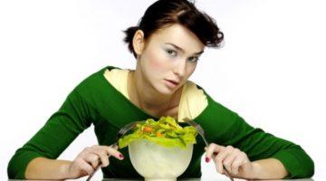 Модельная диета - как похудеть за три дня