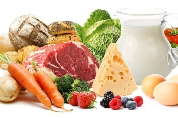 Диета при раке простаты - полезные продукты